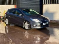 Ford, FOCUS, Hatchback, 2013, Manual, 1560 (cc), 5 doors