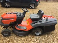 Husqvarna CT 126 lawn mower- well looked after