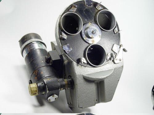 35mm cine movie camera body Konvas 1KCP-Ш. Professional USSR cam. OCT18 mount.