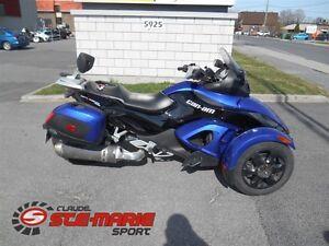 2010 can-am Spyder GS SM5 -