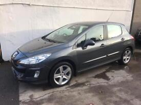 Peugeot 308 hdi sport , fully serviced , long mot , 1 owner