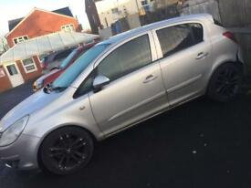 2007 Vauxhall Corsa 1.2 sxi **OPEN TO OFFERS**