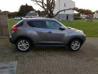 Nissan JUKE 1.6 DIG-T Tekna (1 owner, low mileage, long MOT, leather, FSH, top spec 190 BHP model)