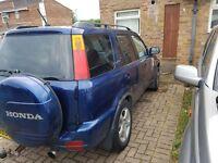 Honda jeep ctv petrol 6 months mot 4x4