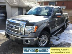 2012 Ford F-150 Lariat ***SOLD***