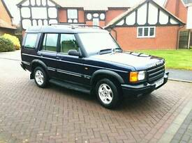 LAND ROVER DISCOVERY 2.5 TD5 ES , EXCELLENT CONDITION