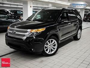 2014 Ford EXPLORER XLT,CUIR, NAVIGATION