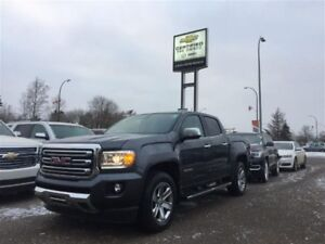 2015 GMC Canyon SLT *Leather Heated* *Backup* *Remote*