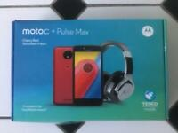 Motoc + pulse mobile phone