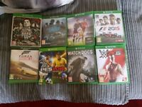 Xbox One Games £6 Each No Offers Immediate Pickup