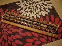 Didgeridoos for sale (fair trade/hand carved)