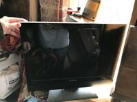 Flat screened TV