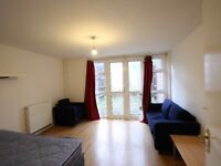 N19 Archway LARGE FOUR/FIVE split level ground floor flat with private garden close to station