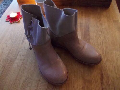 KBR Damen Leder Stiefel Stiefeletten Gr. 38 Neuwertig in Bergisch Gladbach daa6cc878e