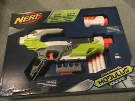 Nerf N-Strike Modulus Ionfire - New, Boxed
