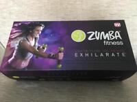 Brand New in box - ZUMBA EXHILARATE box set with 7 DVD's