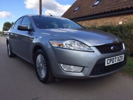 2007 Ford Mondeo 2.0 Zetec 5 door hatchback petrol manual - Outstanding! MOT & Serviced Sept 2017