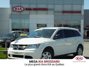2012 Dodge Journey SE A/C Push start