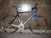 Giant Hybrid/Road Bike with Carbon Fork Size 50CM
