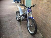 Trails motorbike sherco 290