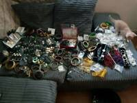 Huge joblot of jewellery mostly New