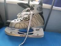 Easton ice hockey boots
