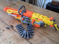 Nerf Havoc-Fire