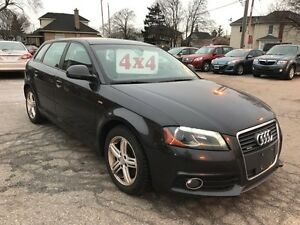 2009 Audi A3 2.0T quattro - ONE OWNER - NO ACCIDENT - CERTIFIED