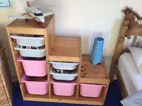 Ikea storage unit Trofast