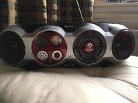 Philips az2555 sound machine