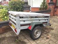 Daxara 158 Trailer reduced for quick sale