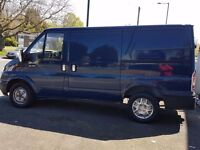 2005 FORD TRANSIT 260 85s LOW MILES CHROME PACK GOOD CONDITION SHORT WHEELBASE BARGAIN