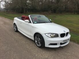 BMW 120i M Sport Convertible