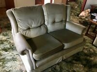 Small 2 seater sofa - perfect up-ycle & renovation project