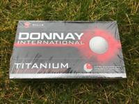 Donnay pack of 15 golf balls *Brand new*