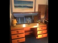 VINTAGE DRESSING TABLE / DESK