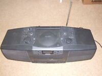 Portable Radio/CD/cassette player