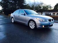 BMW 530D AUTO-DIESEL 2004-1 OWNER-FULL BMW SERVICE-MINT CONDITION-START DRIVES LIKE NEW-HPI CLEAR