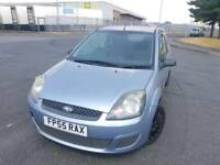 FORD FIESTA 1.2ltr_3dr *** LONG MOT - HPI CLEAR - FREE DELIVERY ***
