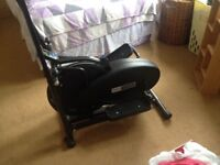 Pro Fitness Cross Trainer FOR SALE £60 hardly used and just gathering dust now.