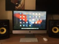 "iMac 2010 27"" Inch Screen With Keyboard And Mouse - 3.2 GHz Intel Core i3 4GB Memory RAM Apple OS X"