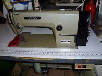 BROTHER Industrial lockstitch sewing machine MARK III Single Phase,
