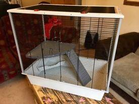 Pets at Home - Ferret plus rat cage