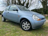 2005 FORD KA 1.3L - 88K LOW MILES - CLEAN & RELIABLE