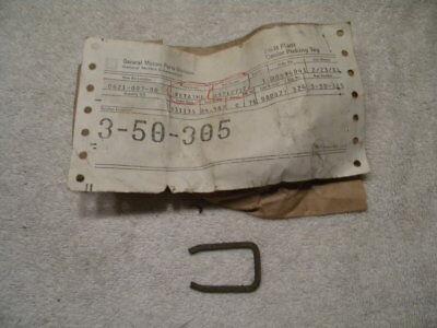 Vintage NOS General Motors/GM Retainer Part # 3712717 Group 4.467