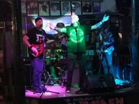 Lead guitarist wanted urgently for classic rock covers band