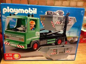 Playmobil Tipper Truck