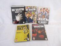 Bo Selecta DVDs