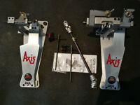 AXIS LONGBOARDS Double Kick Pedals £350