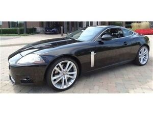 2007 Jaguar XKR COUPE -- SUPERCHARGED -- 420 H.P MONSTER